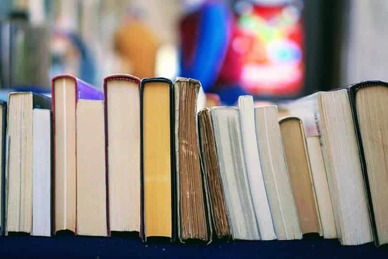 5 Tips for Selling Your Used Books